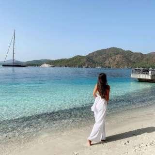#repost @yana_yurevna_ ••• Don't miss the early booking advantages for a cheerful summer on this sparkling beach. #DResortGöcek #DResortGöcekMoments #DGocek #DResort #Gocekhotels #Bestgocekhotels 📲 +90 (537)357-34-37 📩info@vip-travellers.ru https://vip-travellers.ru/en/d-resort-gocek-hotel/